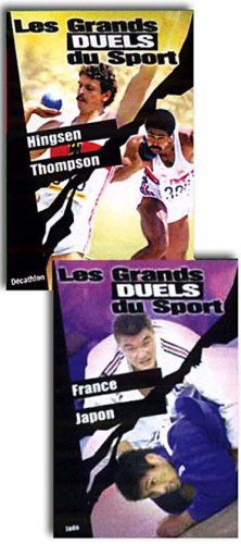 Les Grands duels du sport - Décathlon, Judo : Hingsen / Thompson + France / Japon - Bipack 2 DVD
