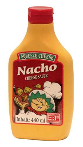 Nacho Käse squeeze 440ml mikrowellengeeignet (American Made Mikrowelle)