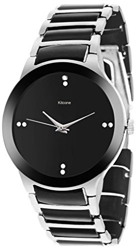 Kitcone Jwellery Bracelet Style Multi-Colour Men's Watch -Type AD20