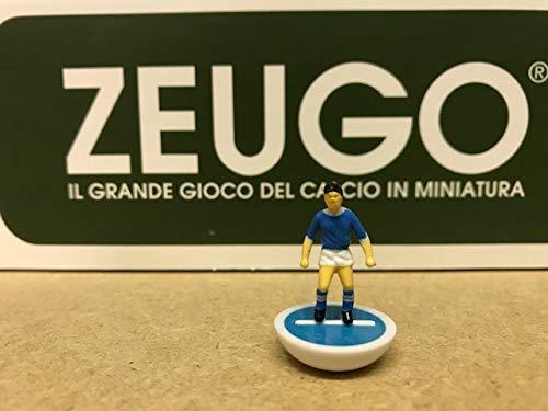 f2be9bce0a EDILIO PARODI ZEUGO Squadra HW Napoli codice 030HW Base Arrotondata Tipo  Subbuteo 11 Giocatori + 1