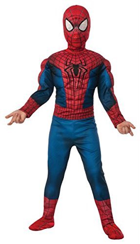 Spiderman 2 Child Large (Spiderman 2 Erwachsene Kostüme Handschuhe)