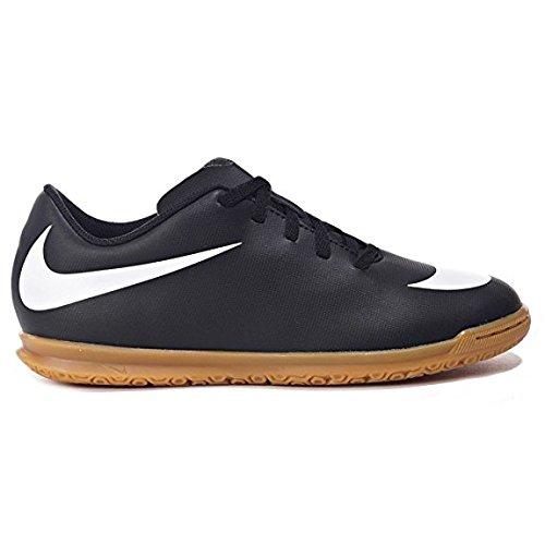 Nike Bravatax Ii Ic, Unisex-Kinder Fußballschuhe, Schwarz (Black/white-black), 34 EU (Ic-weste)