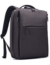 MOCA Travel Business Laptop Backpack Bag Water-resistant Laptop Bag Anti Theft With USB Charging Port Durable...