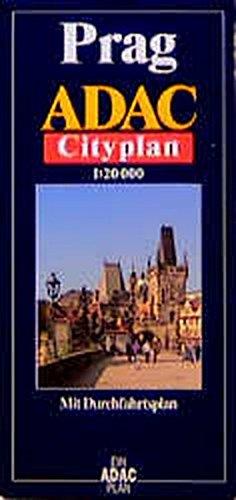 ADAC Stadtpläne, Prag