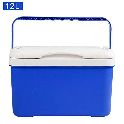 Rubyu 12L Caja Fresca Refrigerador del Coche Incubadora Al Aire Libre Portátil...
