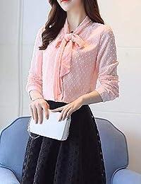 es Zhao Blusas Bo Jin Camisetas Y Camisas Wen Amazon dtxwzq4Td