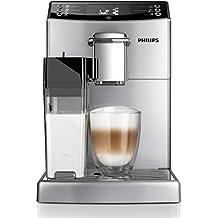 Philips EP4050/10 Kaffeevollautomat (CoffeeSwitch, Milchkaraffe, AquaClean) silber