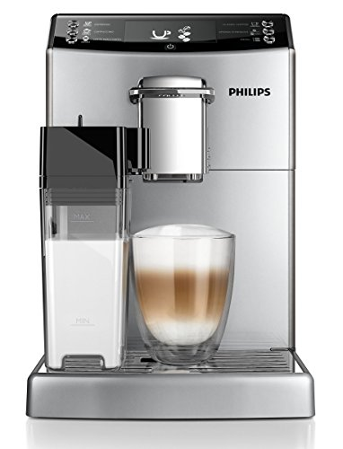 Philips ep4050/10 macchina per caffè (coffees Witch, Latte Caraffa, Aqua Clean) argento Distributore caffè