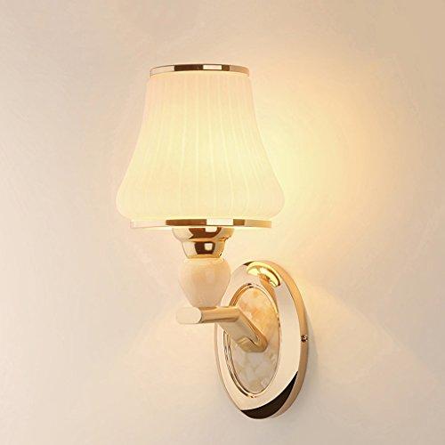 Modernes, kreatives Bett-Schlafzimmer-Hotel-Gang-Wohnzimmer-Wandleuchte (größe : Single head) -