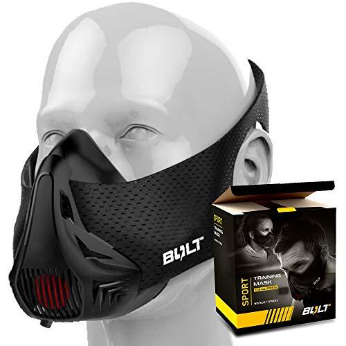 Bolt Fitness - Máscara Entrenamiento altitud
