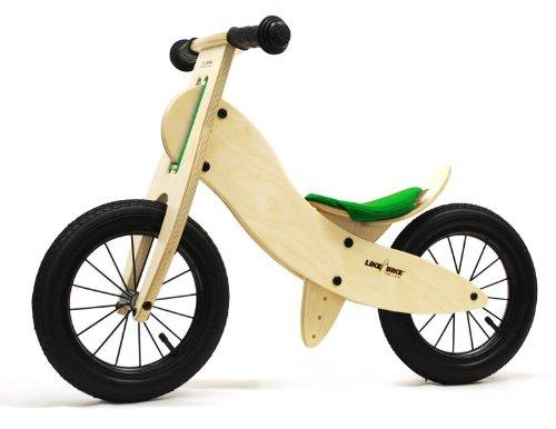 Preisvergleich Produktbild LIKEaBIKE Spoky mini von Kokua Like a Bike maigrün Speichen schwarz