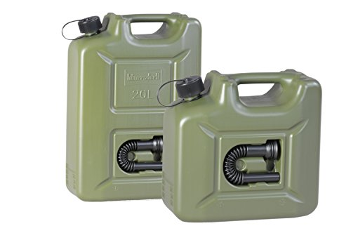 Hunersdorff Universal Safety Fuel Filler