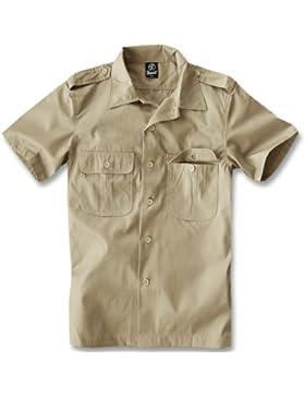 Brandit camicia di stile US Army, manica corta