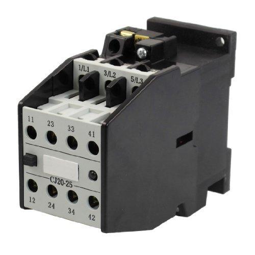 CJ20-25 Motor Control 32A 440V 50Hz spoel 3 polen 2S 2 NC AC Schakelaar -
