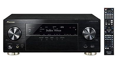 Pioneer VSX-930-K Sinto-Amplificatore 3D, 7x150W, Su6Ohm, Scaler 4K, Dolby Atmos, Nero/Antracite in offerta da Polaris Audio Hi Fi