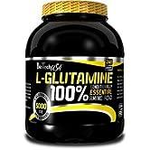 BioTech USA IAF00016326 100% L-Glutamine, 240 g - 41pdwOGsWjL. SS166