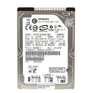 Hitachi Global Storage Technologies (Travelstar E7K100 60GB ATA6)