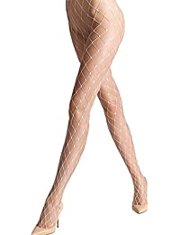 Ypser Calcetines - para mujer blanco Style1-White