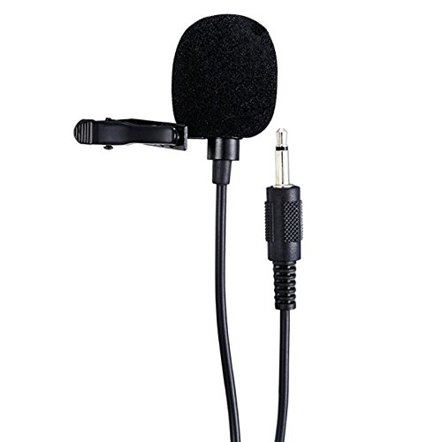 Nefficar Mini Collar Mic or Lapel Microphone for Voice Amplifier, Portable loudspeaker or Classroom Voice Amplification System - Best Teaching Aid, Hosting or Training Mic  available at amazon for Rs.799