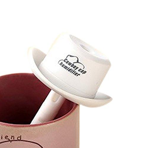 Hrph Neue Aroma Öl Diffusor Luftbefeuchter USB 5V Ultraschall Nebel Mist Maker Humidificador Vernebler (öl-diffusor-und Reinigungsapparat)