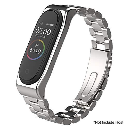 Mijobs Correas Xiaomi Mi Band 4 Mi Band 3 Correa Bracelet,Wrist