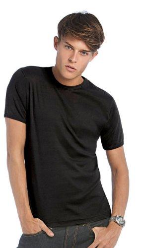B&C - T-Shirt Men-Fit White