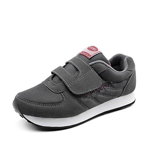 chaussures de marche AUTOMNE/Vieilles chaussures de sport/vieilles espadrilles casual/Soft anti-dérapant chaussures pour la vieille dame B