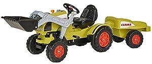 BIG - Tractor con Remolque para niños (80 005 6560)