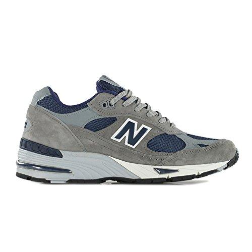 New Balance M991SMG Sneaker Hombre Gris 44 74JU3dC2