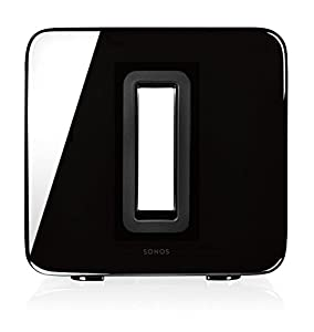 Sonos SUB - Wireless Subwoofer for Sonos Systems