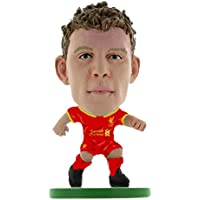 Soccerstarz SOC923 - Figuras de Liverpool James Milner 2017