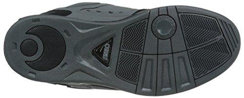 Osiris Peril - Scarpa da Skateboard, , taglia Black/Charcoal/Black