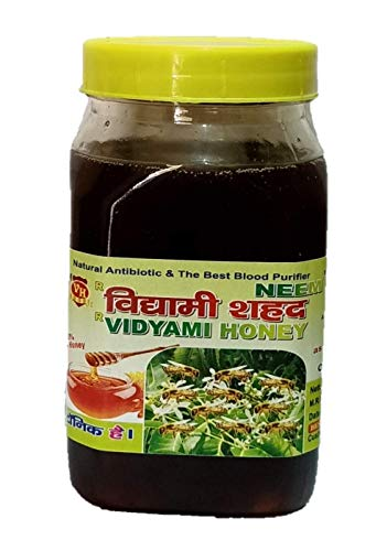 Vidyami Natural Neem Honey 500 Grams