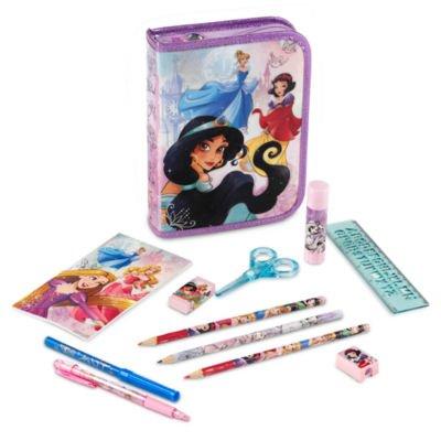 Authentische Disney Store, Prinzessin Jasmin Gefüllte Federmäppchen