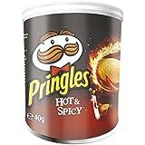 Pringles Chips Hot & Spicy Mini  40 g