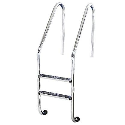 PQS – Escalera de Piscinas Estándar 2 peldaños