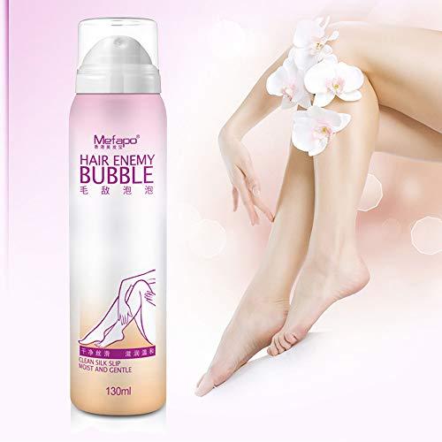 Haarentfernung Mousse Spray Enthaarungsmittel Epilierer Haarentfernung Cremes (1 pack)