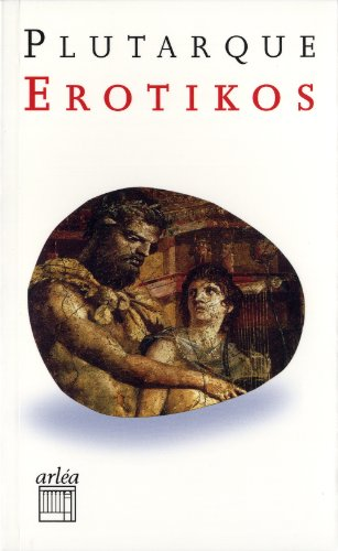 Erotikos (NE) par Plutarque, Christiane Zielinski