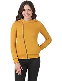 TEXCO Winter Cotton Polyster Fleece Hooded Stylish Jacket