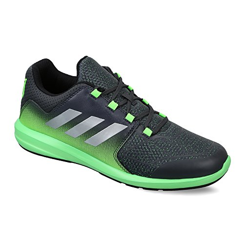 adidas Boy's Messi K Dkgrey, Silvmt and Sgreen Sports Shoes - 1 UK/India (33 EU)  available at amazon for Rs.2914