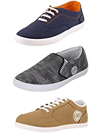 Globalite Combo Of 3 Casual Shoes GSC1231_1107_433 Sneaker