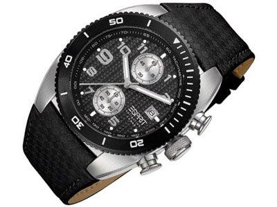 esprit-herren-armbanduhr-chronograph-leder-el900231003