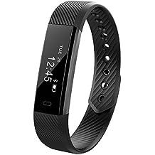 Fitness armband Smarter YG3 Activity Tracker Armband Schrittzähler Kabellose Bluetooth 4.0 Schritte Entfernung Sleep Kalorien ausgeschnittenem Touch Bildschirm Call Nachricht Reminder für Android und IOS