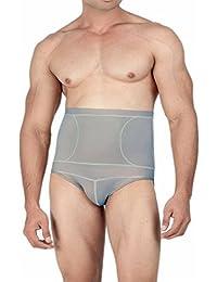 Body Brace Men's Cotton Polyster Lycra Tummy Toner Shapewear Brief