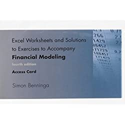Excel Worksheets and Solutions to Exercises to Accompany Financial Modeling, Fourth Edition, Access Code (The MIT Press)