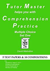 Tutor Master Helps You with Comprehension Practice: Multiple Choice Set One