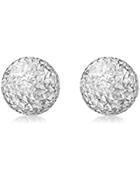 Carissima Gold Women's 9 ct Gold Ball Stud Earrings