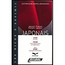 Dictionnaire Assimil Kernerman : Japonais (Japonais-Français, Français-japonais) - 24000 entrées, 135000 mots, expressions et traductions dont 35000 exemples d'utilisation - Table des noms géographiques