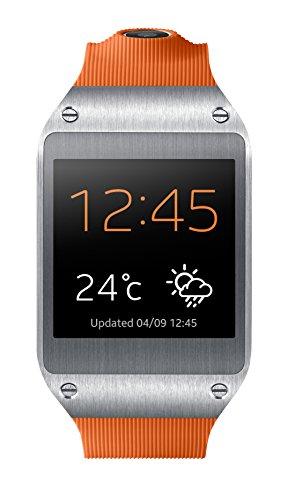 Samsung SM-V700 1.63 inch Galaxy Gear Smartphone Device/Accessory - Orange