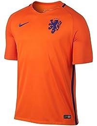 Nike KNVB YTH SS AW Stadium JSY - Camiseta Oficial